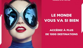 Air France : Nouvelles destinations