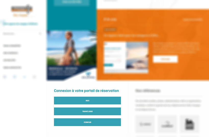 Suppression du site bleu-voyages.fr