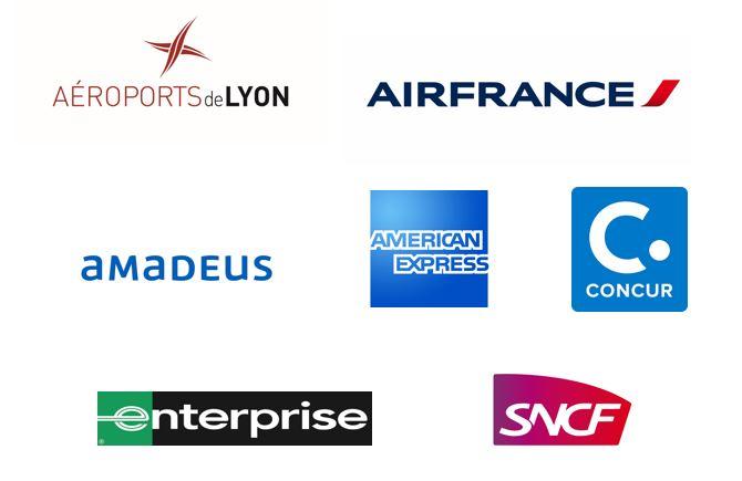 Les partenaires officiels de l'Escale Business 2017